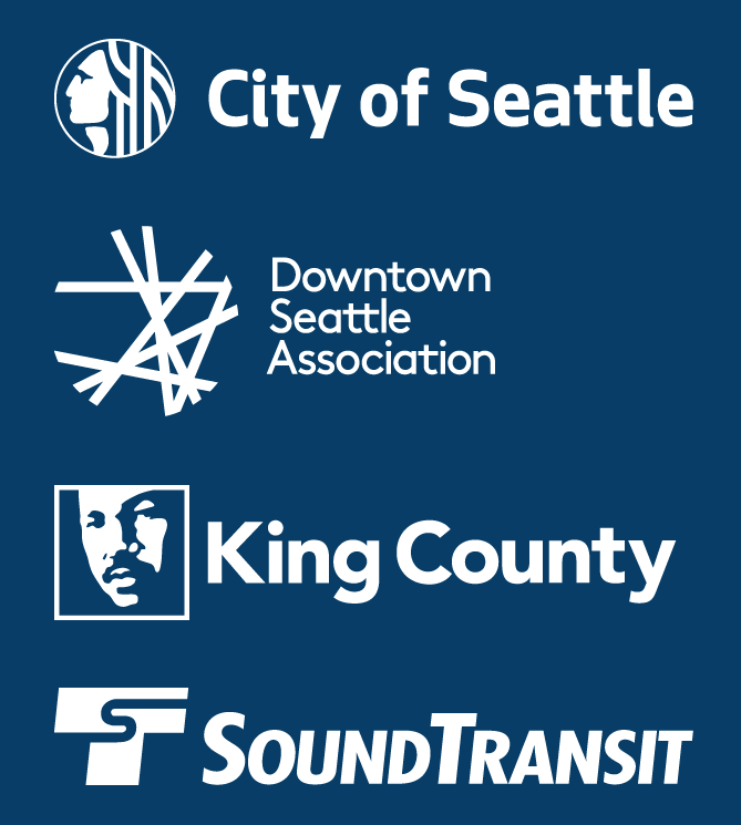One Center City partner logos